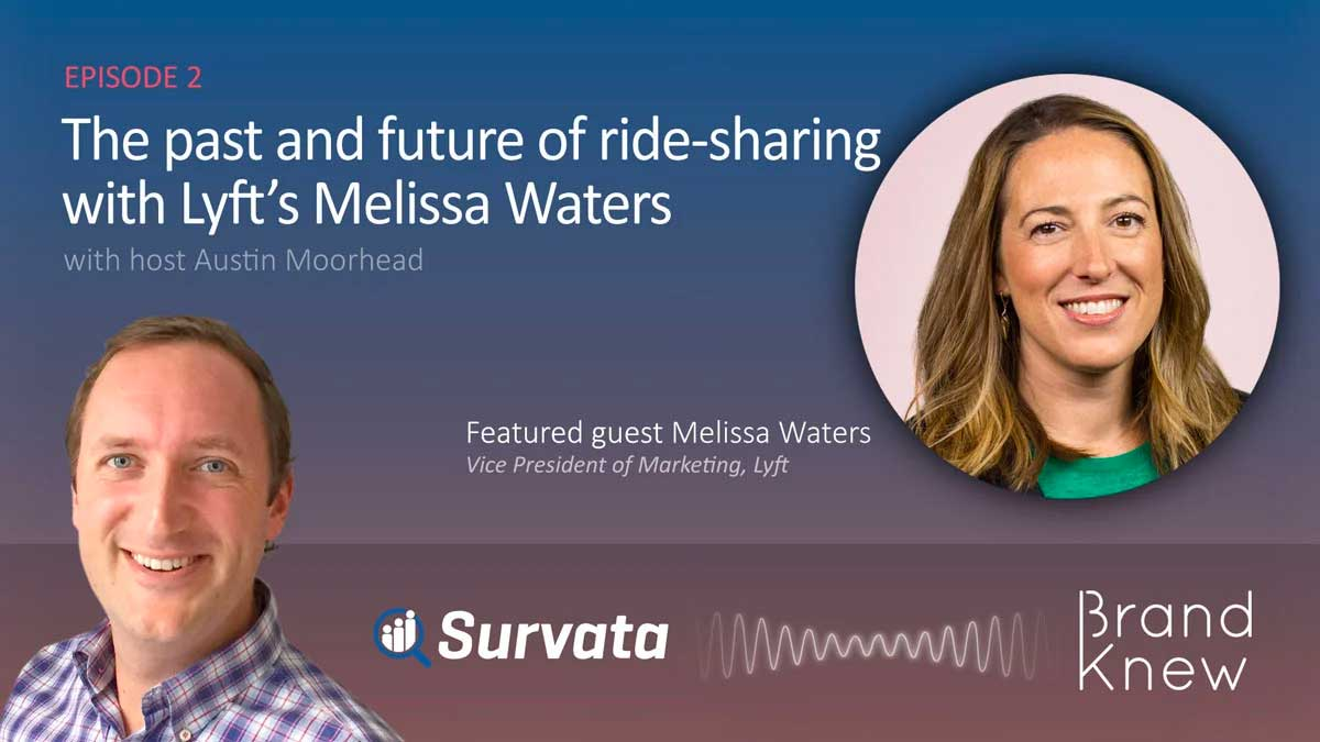 The Past and Future of Ride-Sharing w/ Melissa Waters, VP of Marketing at Lyft
