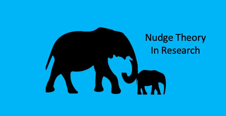 Nudge Theory in Research